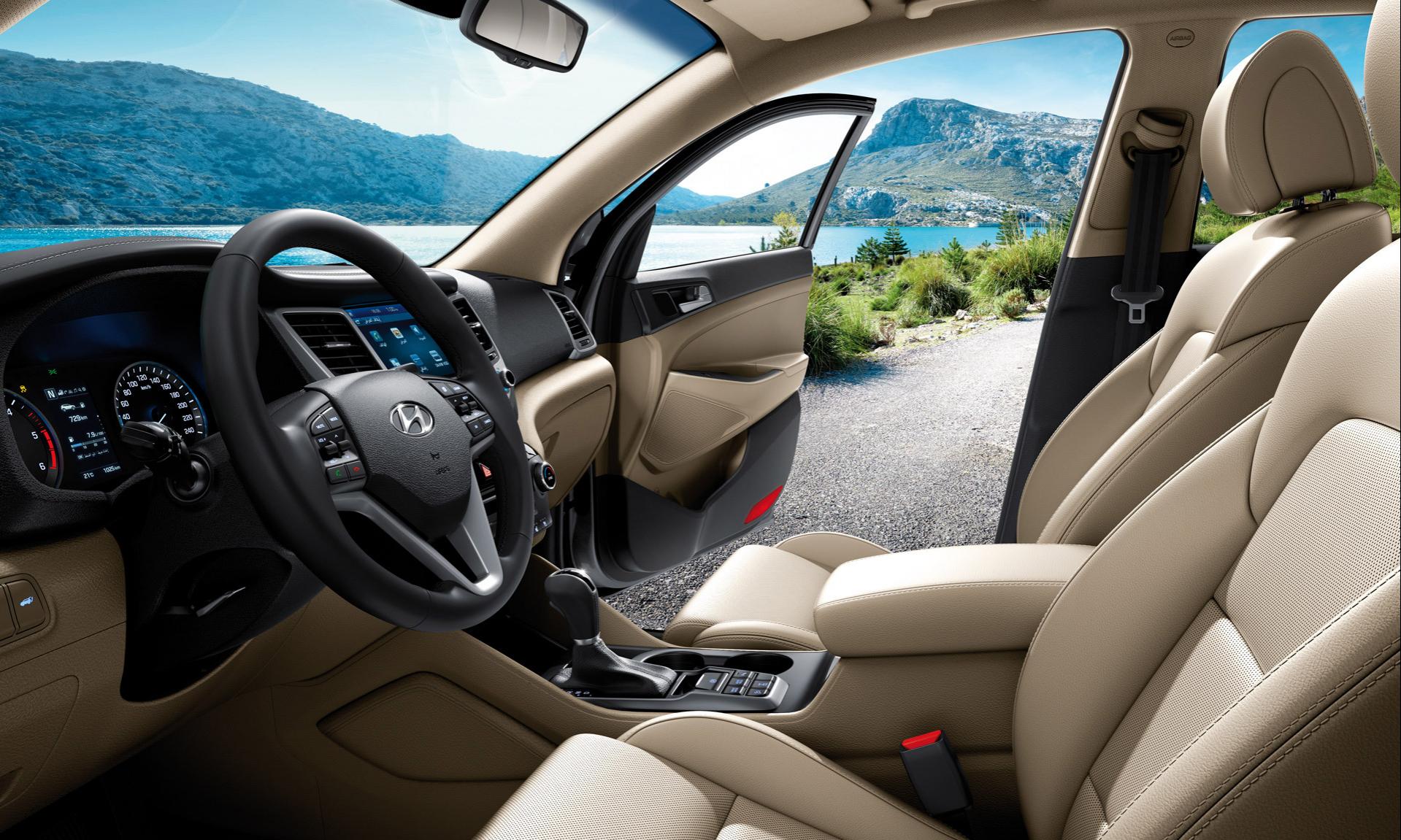 Ô tô Hyundai Tucson 2019 Đà Nẵng