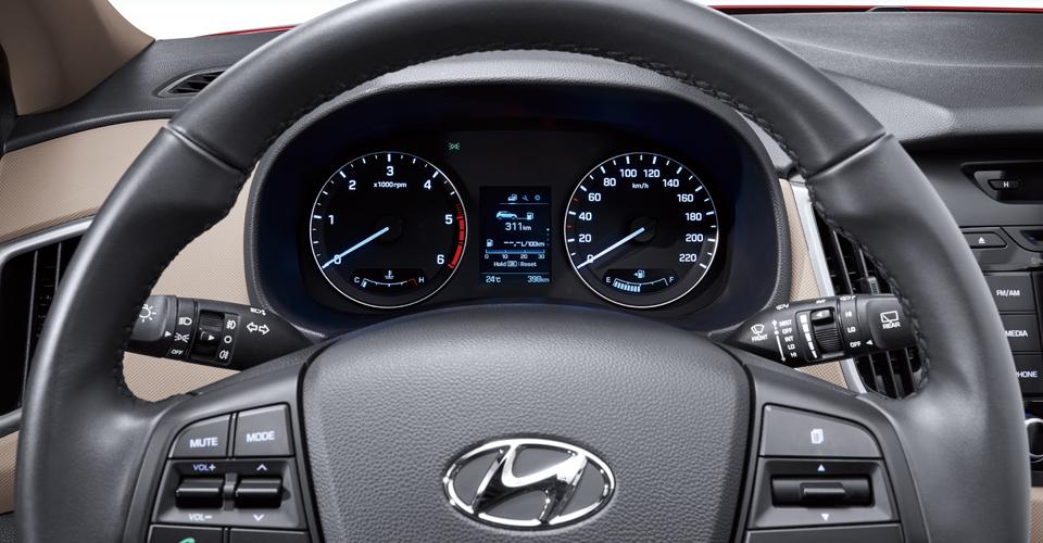 Ô tô Hyundai Creta Đà Nẵng