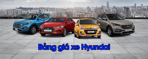 Chương trình khuyến mãi Hyundai tháng 52
