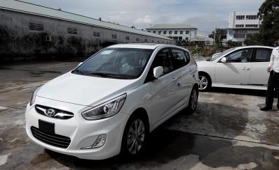 Giá xe accent Đà Nẵng 2017 hiện nay là bao nhiêu?