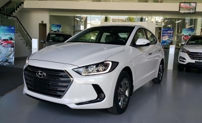 Giá xe Hyundai elantra Đà Nẵng là bao nhiêu?