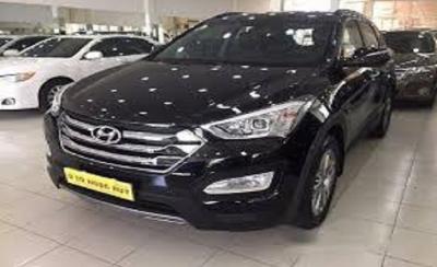 Hyundai SantaFe Đà Nẵng - Tinh hoa của sự sang trọng