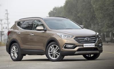 Ưu nhược điểm xe Hyundai Santafe Đà Nẵng