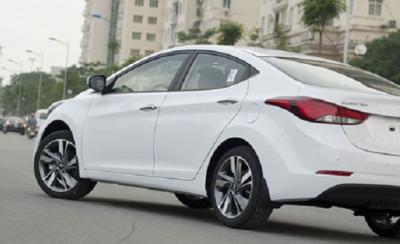Mua xe Hyundai elantra Đà Nẵng trả góp - Sư lựa chọn hoàn hảo