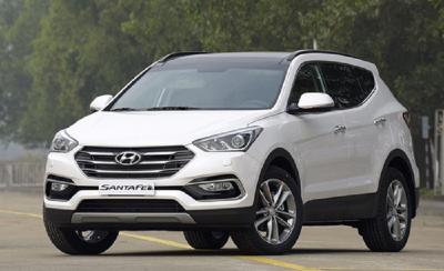 Lưu ý gì khi mua xe Hyundai SantaFe Đà Nẵng trả góp?