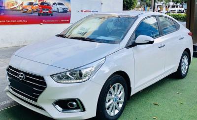 Hyundai Accent lần đầu tiên giảm giá sau 2 năm ra mắt