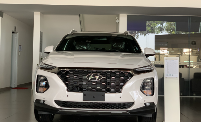 Hyundai Đà Nẵng giảm trực tiếp 40 triệu cho tất cả phiên bản Santafe