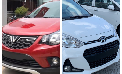 Hyundai I10 và Vinfast Fadil : Ai là ông vua phân khúc A ???