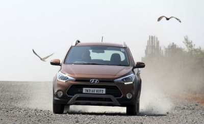 Dòng xe Hyundai i20 Active hút hàng tại Việt Nam