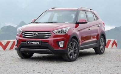 Hyundai Creta im ắng tại Việt Nam nhưng gây sốt khu vực châu Á