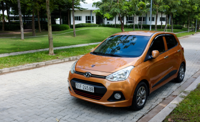 Hyundai Grand i10: Xe thành thị, hoạt động tốt khi đi xa