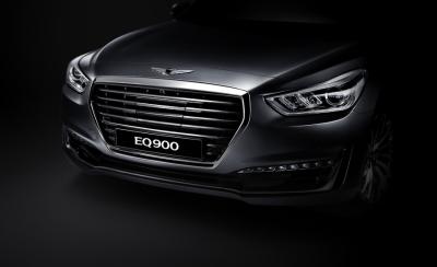 Hyundai Genesis G90 chính thức ra mắt