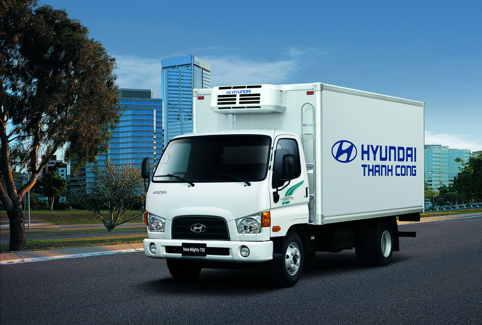 hyundai NEW MIGHTY 75S & 110S