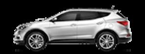 Mua ô tô Hyundai Santa chở tiền Đà Nẵng